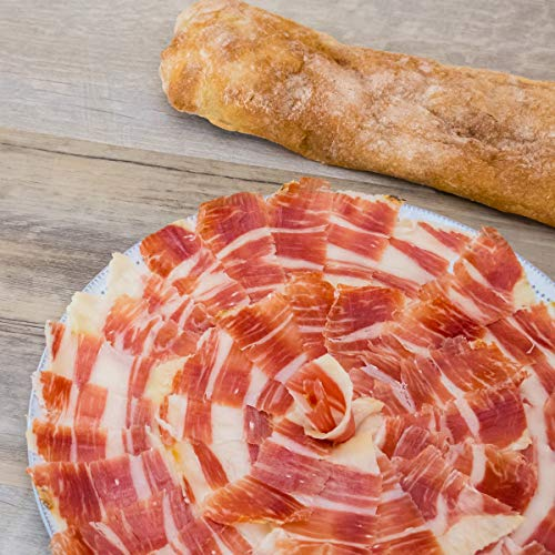 La Jamoteca - Pure Bellota Iberico Ham, Premium Quality, Hand Carved Style, 4 years curated, 100% Iberico, Pata Negra, 4 Packages - (2oz Each) by Loveiberico (Image #3)