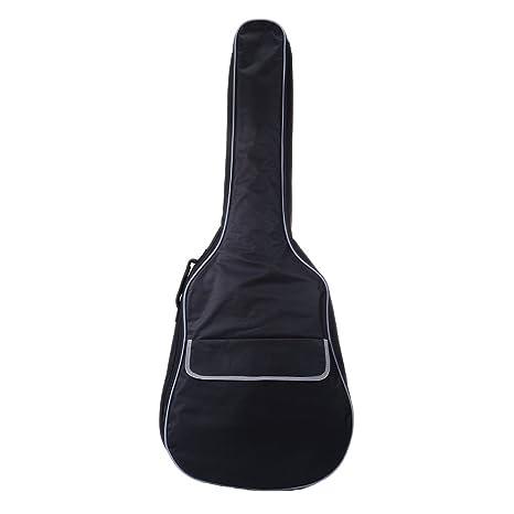 jacktom Deluxe funda para guitarra resistente al agua doble ...