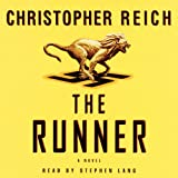 Front cover for the book The Runner by Christopher Reich