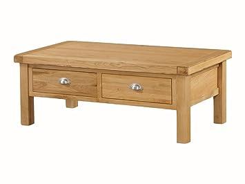 The One Newport Table Basse En Chene Massif L Chene De