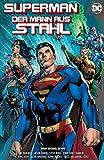 img - for Superman: Der Mann aus Stahl book / textbook / text book