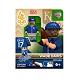MLB Kansas City Royals Wade Davis Generation 3 Toy Figure