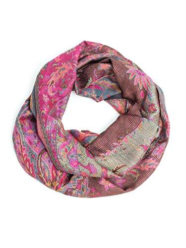 Bohomonde Ramaya Infinity Colored Pashmina product image