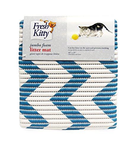 Fresh Kitty Foam Litter Mat ()