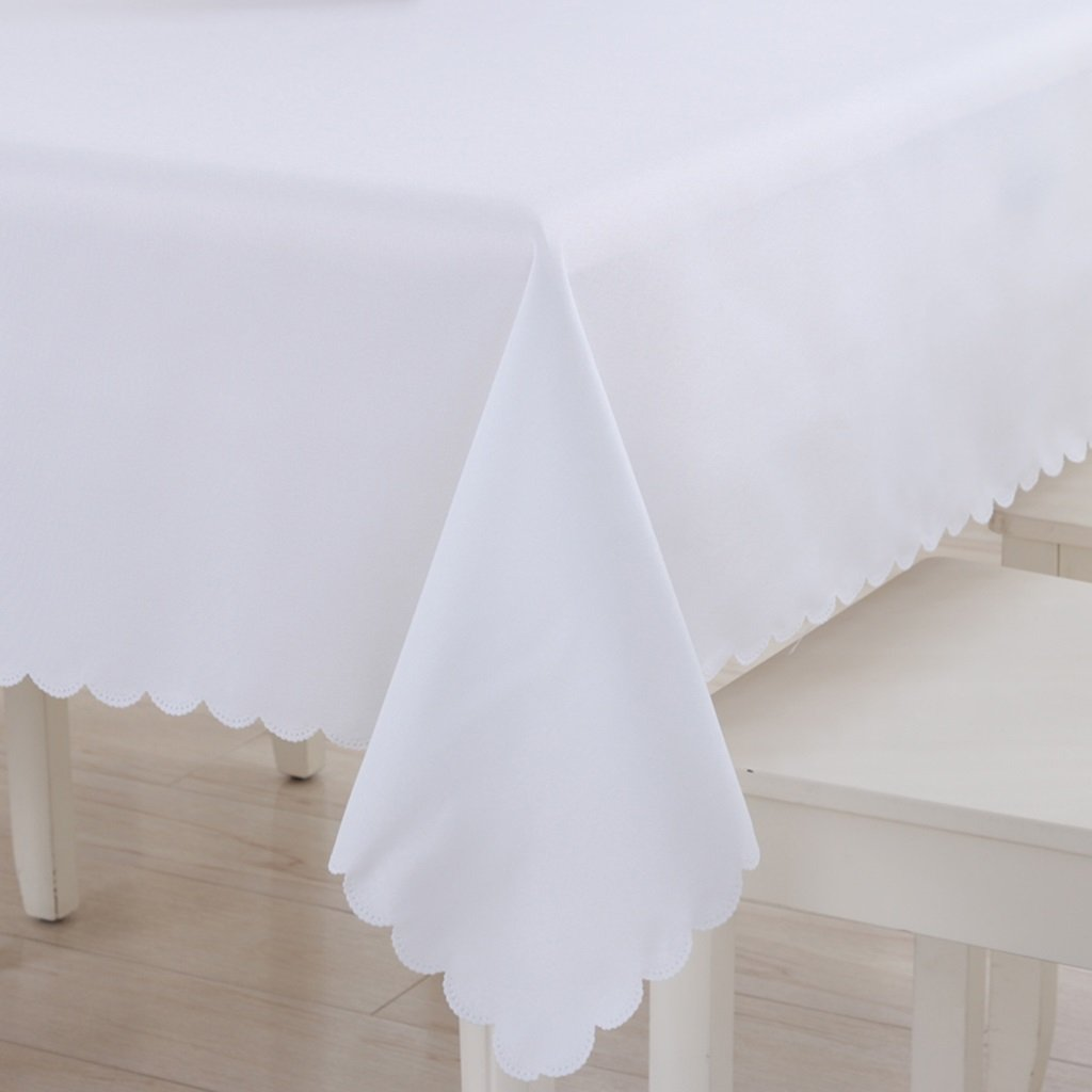 Unbekannt %Tablecloth Hotel Hochzeit Hotel Tischdecke Solid Farbetablecloth Rechteck Tischdecke Büro Konferenz Tischdecken (Farbe   E, größe   300  400cm) B07G5364R5 Tischdecken Bestellungen sind willkommen     | Große Ausverkauf