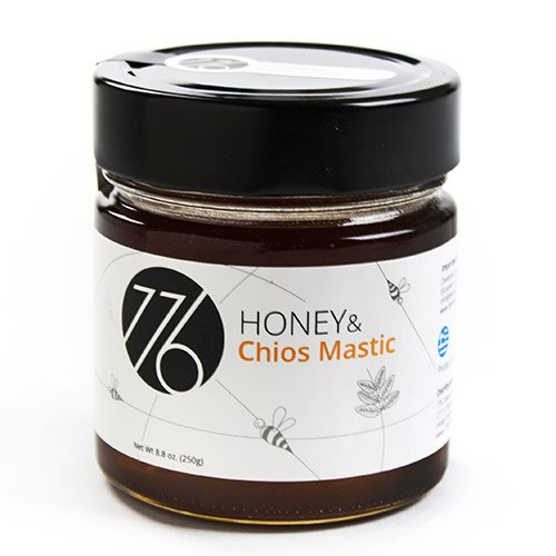 Honey & Chios Mastic by 776 Deluxe Foods (8.8 ounce)