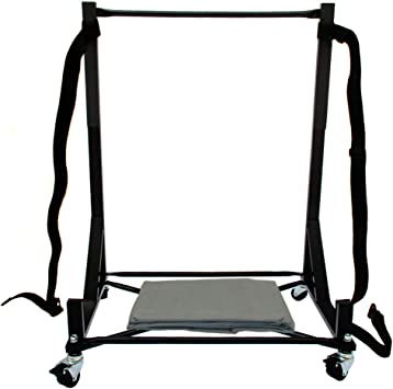 Storage Cart with Strap /& Free Extra-large Generic Dust Cover FORD THUNDERBIRD Hardtop Stand