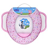 Peppa Pig Soft Padded Toilet Training Seat