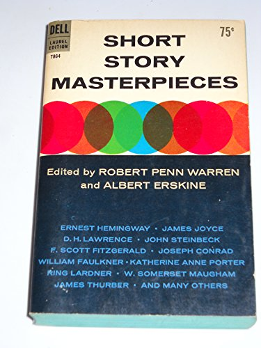 Short Story Masterpieces (Dell Books #7864)