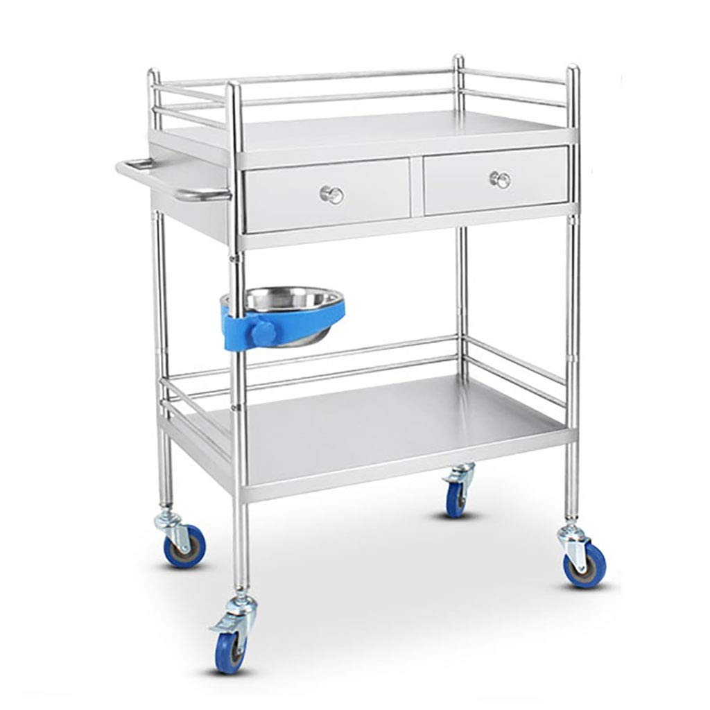 The taste of home 2-Shelf Stainless Steel Medical