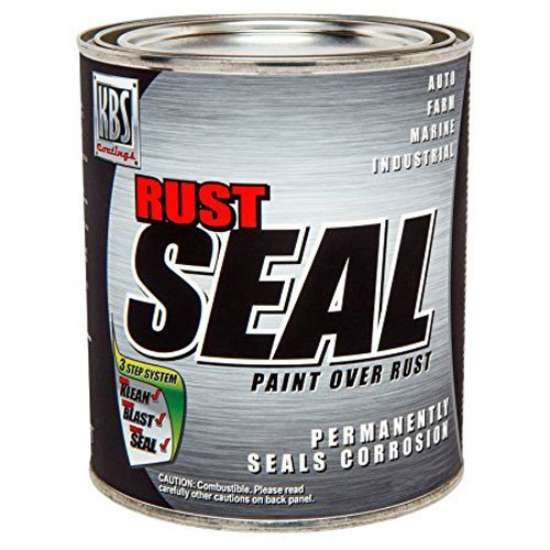 KBS Coatings 4510 Safety Blue RustSeal - 1 Gallon
