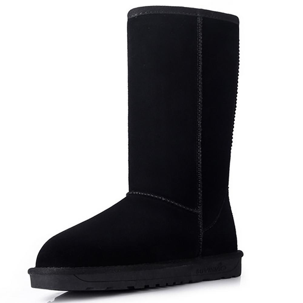 SHANGXIAN Botas de mujer cálidas botas acolchadas Botas Glitter Zapatos Rhinestone tachonado flores Sole , black , 40 40|black