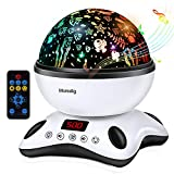 Moredig Night Light Projector Remote Control and...