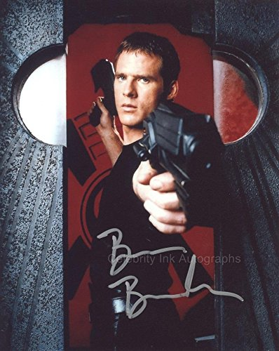 BEN BROWDER as John Crichton - Farscape GENUINE AUTOGRAPH