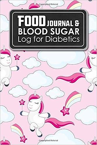 food journal blood sugar log for diabetics blood glucose tracking