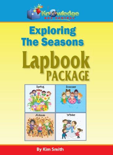 Download Exploring the Seasons Lapbook Package - PRINTED pdf