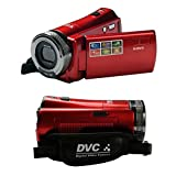 H-DV® New Fashion 2.7″ TFT LCD 16MP HD 720P Digital Video Recorder Camera 16x Digital ZOOM DV,Red