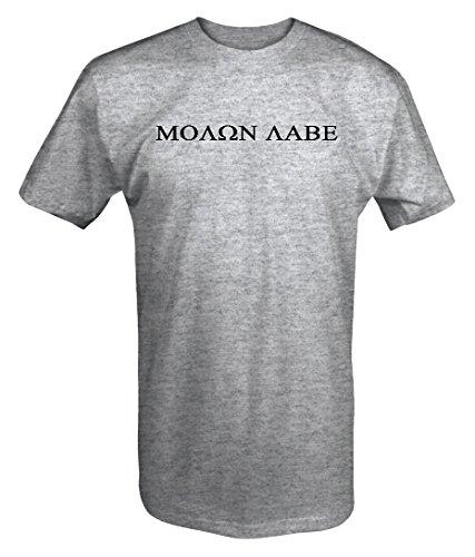Molon Labe - 2nd Amendment Gun Rights NRA Tactical T Shirt- Medium