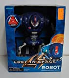 Lost in Space Robot with Blazing Lights and Battles Sounds
