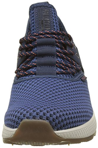 Total Axeon Ensign Palladium Eclipse M54 Sneaker Blau Herren Lace Blue S0xwqxAP