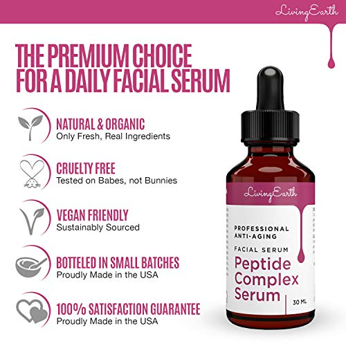 Peptides for skin
