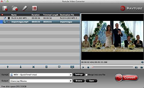 Pavtube Video Converter for Mac [Download]