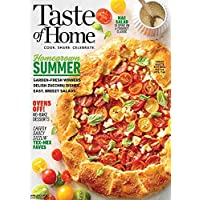 1-Year (6 Issues) of Taste of Home Magazine Subscription