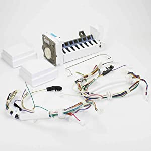 Express Parts Refrigerator Icemaker Replacement for Gibson PS11769140