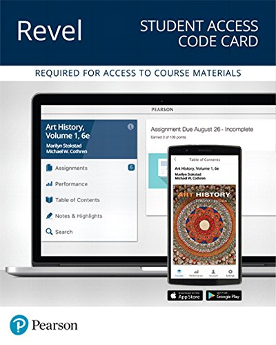 Revel for Art History, Volume 1 -- Access Card (6th Edition)