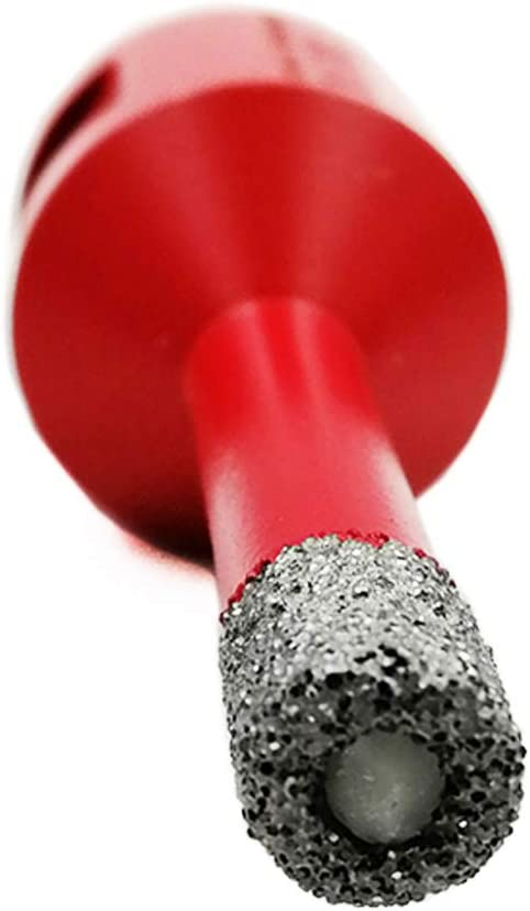 SHDIATOOL Forets Diamant 20mm Tr/épans de Forage avec Filetage M14 pour Per/çage /à sec en Porcelaine Carrelage Granit Marbre