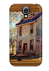 Hot 2148719K52526792 Hot Case Cover Protector For Galaxy S4- Framed Art