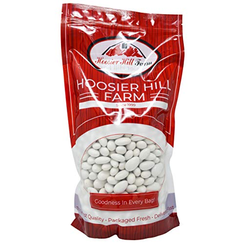 - Hoosier Hill Farm, White Jordan Almonds,5 lbs