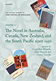 img - for The Oxford History of the Novel in English: Volume 12: The Novel in Australia, Canada, New Zealand, and the South Pacific Since 1950 book / textbook / text book
