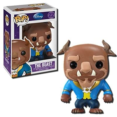 Funko POP Disney The Beast Vinyl Figure: Funko Pop! Disney:: Toys & Games
