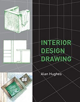 Interior Design Drawing By Hughes Alan