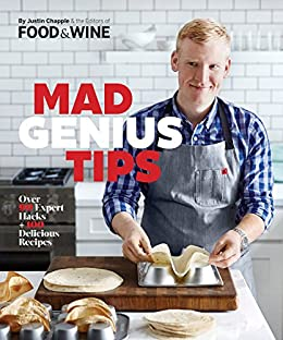 Mad genius tips over 90 expert hacks and 100 delicious recipes mad genius tips over 90 expert hacks and 100 delicious recipes by editors of fandeluxe Image collections