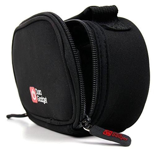 Schwarze Tasche Hülle mit Innentasche und Handgriff für die VTECH KIDIZOOM Action Cam 180 (80-507003) Kinder Kamera TASCHE