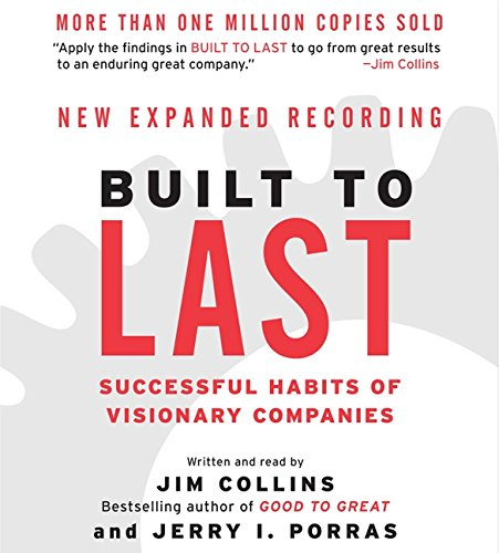 Built to Last CD: Successful Habits of Visionary Companies