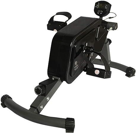 DYHQQ Mini Bicicleta estática, Resistencia magnética silenciosa ...
