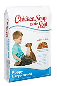 Chicken Soup for the Soul Large Breed Puppy 30lb new