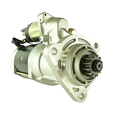 DB Electrical SDR0285 Starter For Cummins Isc 8.3L Engine Delco 39MT 10461758, 19011511, 8200029, 8200043: Automotive