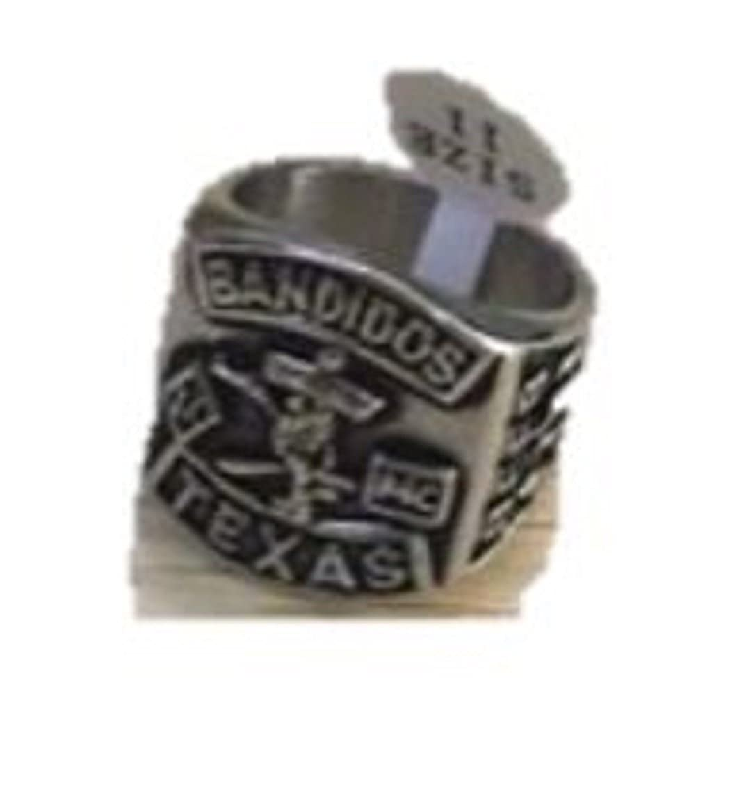 HOSTS Texas Bandidos Ring|Amazon com