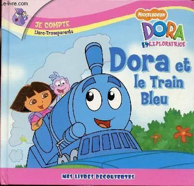 dora et le train bleu 9782731239904