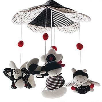 Amazon Com Shiloh Baby Newborn Crib Mobile Plush Canopy Toys