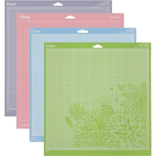 Cricut Cutting Mat Variety 4 Pack , 12 in. x 12 in