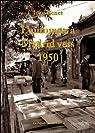 L'automne à Madrid vers 1950 par Benet