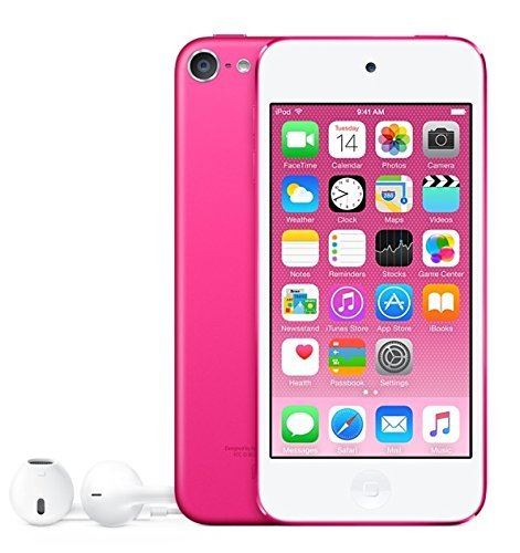 Apple iPod Touch, 64GB, Pink (6th Generation)