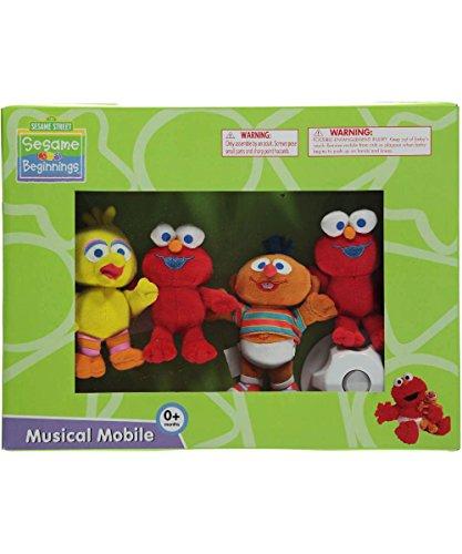 Sesame Street Beginnings Musical Mobile