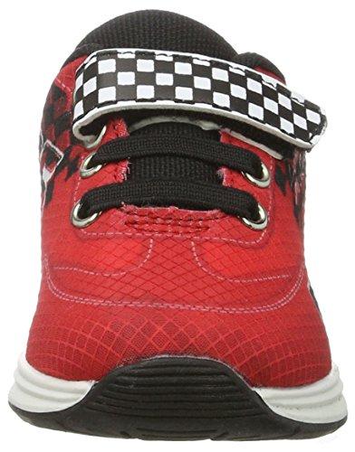Cars Ca003183 - Zapatillas de casa Niños Rot (White/White/Black/Black 634)