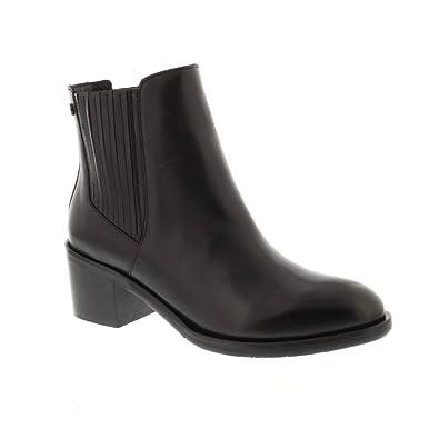 2c6fadafe6272d Tommy Hilfiger Parson Damen Stiefel Schwarz  Amazon.de  Schuhe ...